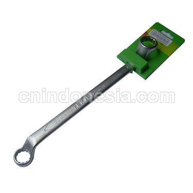 Home · Hand Tool · TEKIRO; Kunci Ring 75 derajat Sunk Panel Tekiro 17 x 19 mm